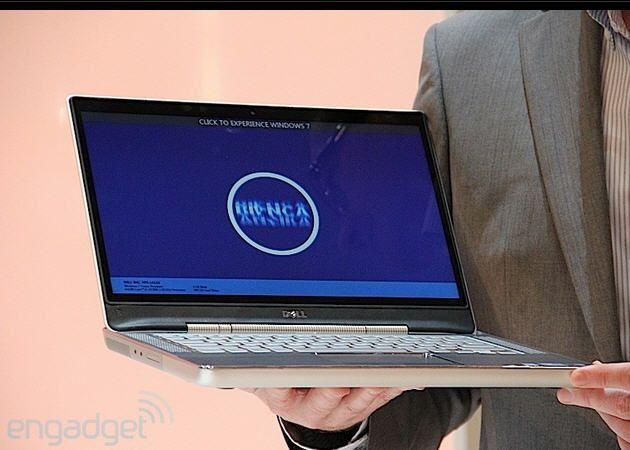 [IFA 2011] Dell XPS 14z: de momento nada de ultrabooks