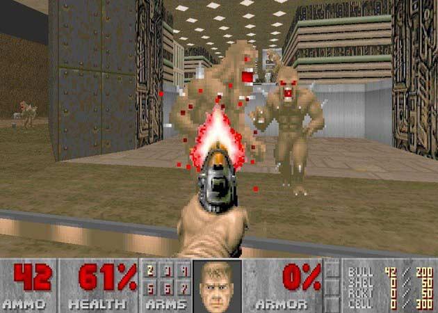 Alemania retira la condena a Doom y Doom 2