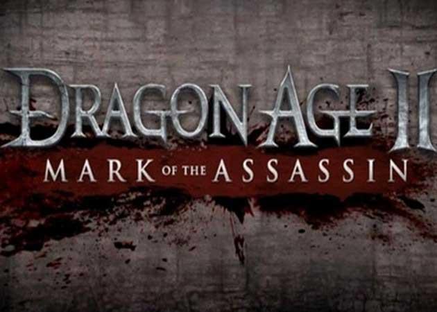 Dragon Age II: Mark of the Assassin, tráiler