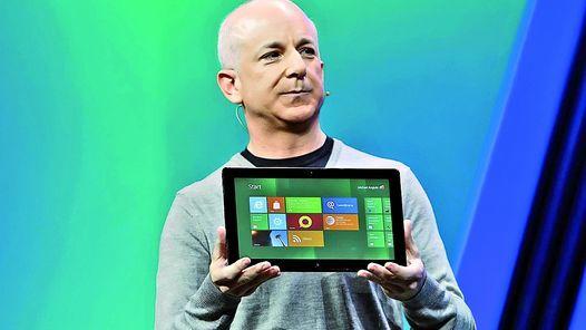 Microsoft vuelve a ser el centro de atención con Windows 8