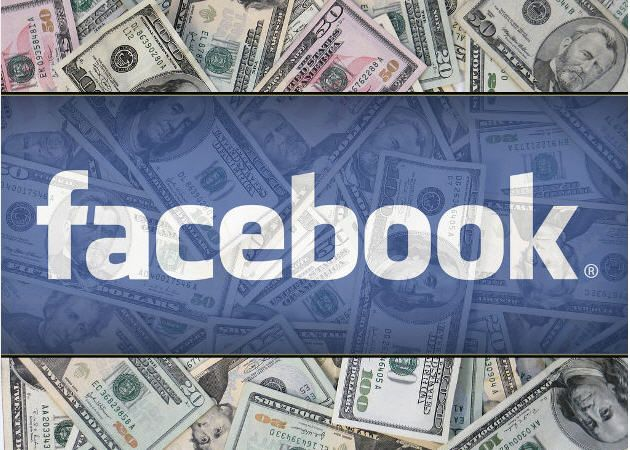 Facebook ingresa 1.600 millones de dólares en la primera mitad de 2011