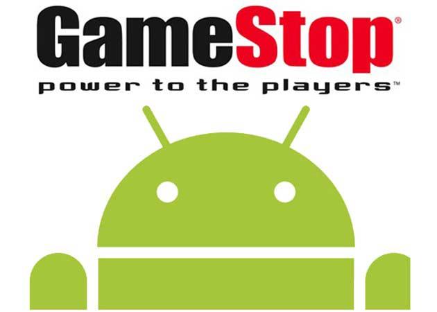 Tablet GameStop basado en Android para juegos
