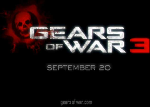 Gears of War 3, tráiler 'Dust to Dust'