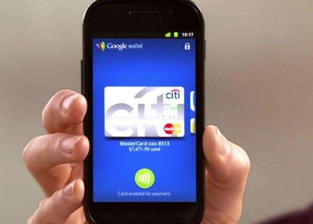 Google Wallet quiere hacer que nos olvidemos de la cartera