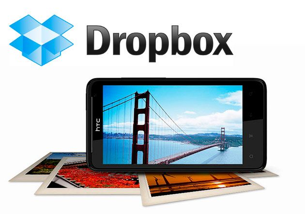 Alianza entre HTC y Dropbox para ofrecer 5 Gbytes de espacio en la nube