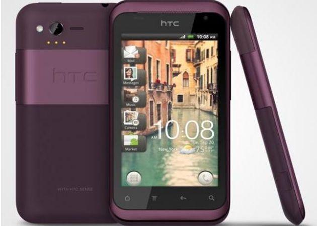 HTC Rhyme, smartphone para chicas deportistas