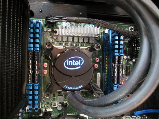 Intel muestra sistema de refrigeración líquida Sandy Bridge-E: RTS2011LC 29