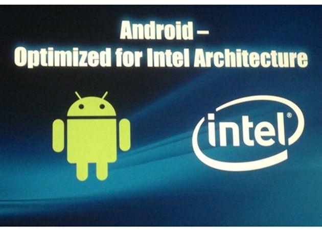 Intel oficializa alianza con Google por Android y Chrome OS 30