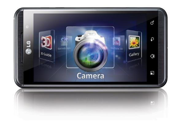LG Optimus 3D 2 llegará el próximo año con un grosor de 7mm
