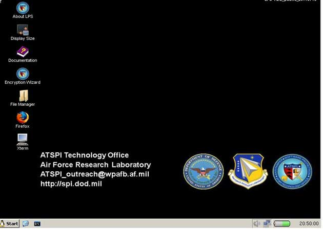 Lightweight Portable Security, versión pública del Linux de la fuerza aérea estadounidense