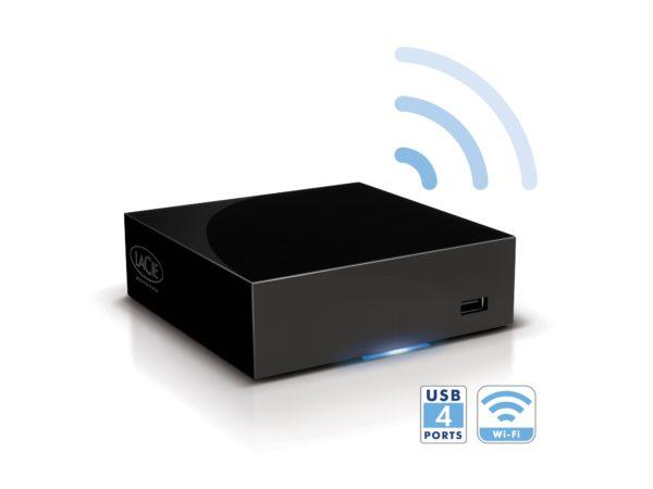 LaCie LaPlug, comparte inalámbricamente pendrives y HDs USB 29