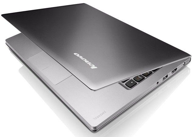 [IFA 2011] Lenovo IdeaPad U, más ultrabooks