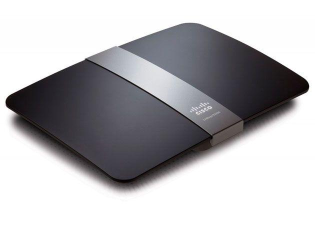 Linksys E4200, el router total