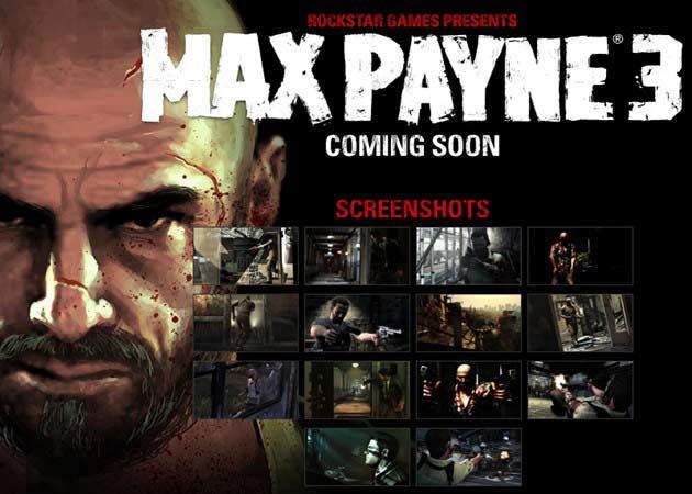 Anuncian Max Payne 3 para marzo de 2012 27