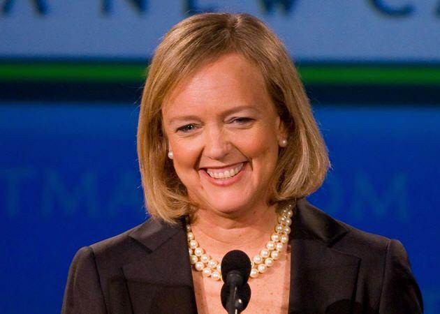 HP cambia de CEO: Apotheker fuera, Whitman dentro