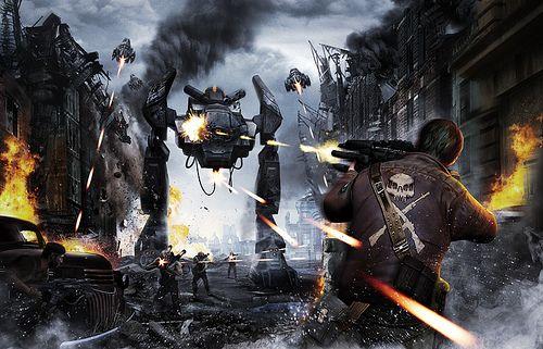 Videoreview del juego Resistance 3 30