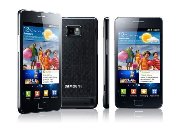 10 millones de Samsung Galaxy S II