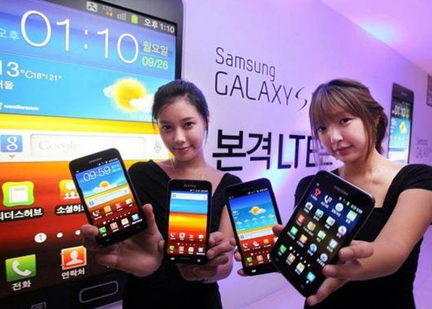 Galaxy S II HD LTE Android, Samsung sigue impresionando