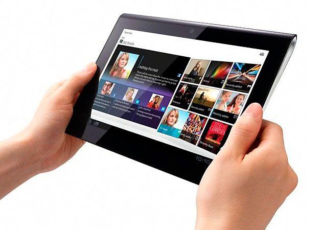 Sony Tablet S, disponible el 30 de septiembre