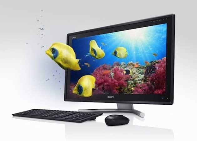 [IFA 2011] Sony VAIO L, AIO multitáctil y 3D