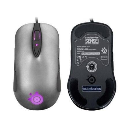 SteelSeries SENSEI, ratón con su propio chip ARM