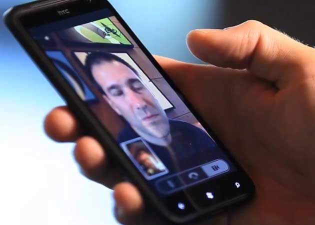 Videochat en terminales Windows Phone 7.5 con Tango