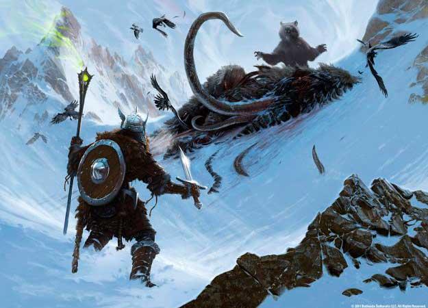 The Elder Scrolls V: Skyrim, demo de 20 minutos