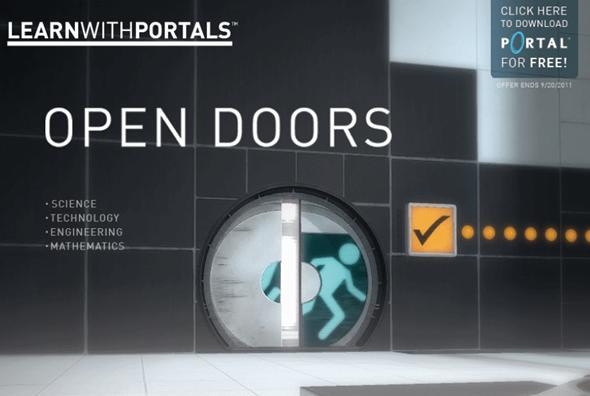 Consigue gratis el juego Portal para PC y Mac por tiempo limitado