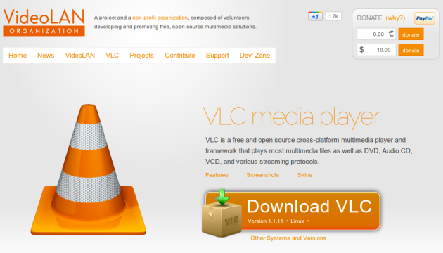 VLC Media Player para Android alcanza estado beta