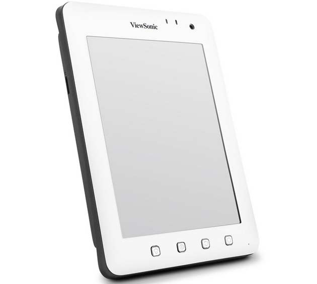 El tablet Android barato ViewPad 7e ya se puede reservar