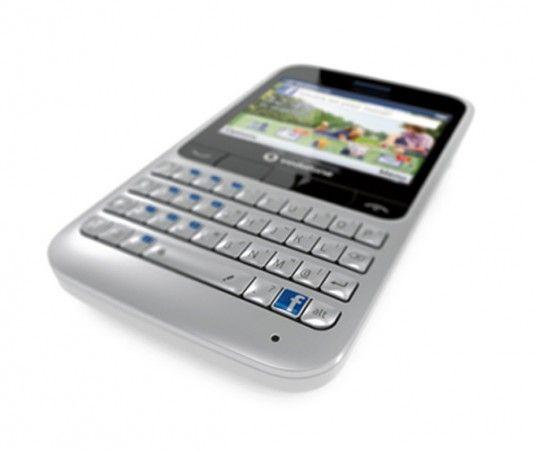 Vodafone 555 Blue, smartphone básico por y para Facebook 31