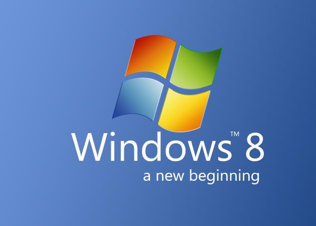 Windows 8 en octubre de 2012
