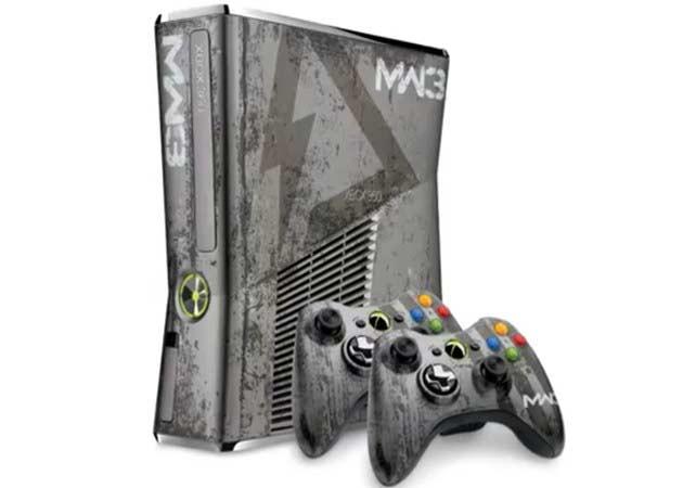 Xbox 360 edición especial CoD: Modern Warfare 3 32