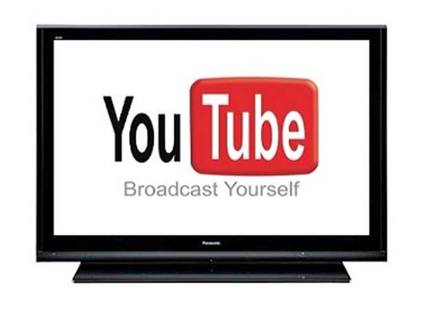 Los canales de televisión llegarán a YouTube