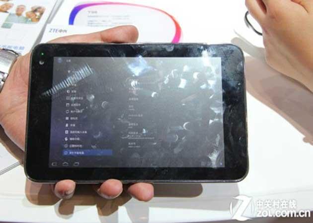 ZTE desarrolla tablet con Tegra 3 de cinco núcleos para Android