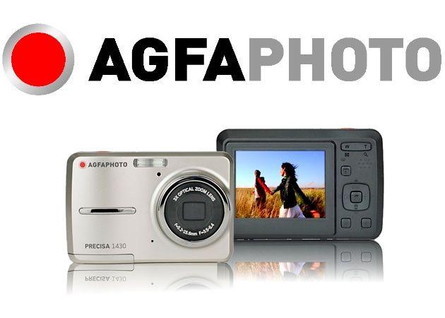 AgfaPhoto presenta cámaras digitales para todos: buenas, bonitas y baratas