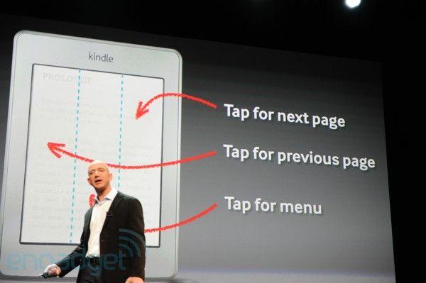Amazon Kindle Touch Wi-Fi y 3G, 99$ y 149$ 31