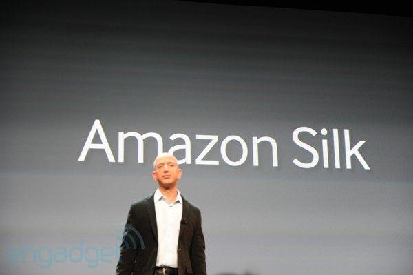 Amazon Silk, tecnología de renderización web en la nube