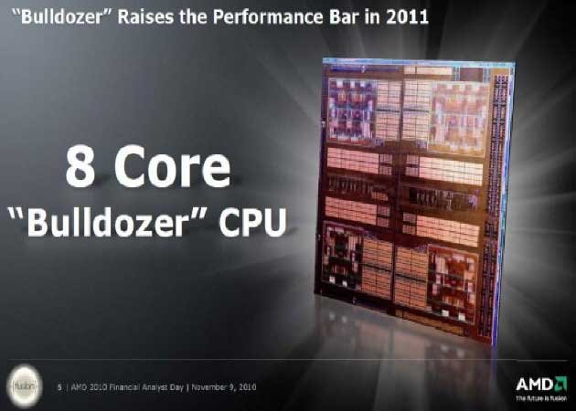 Los micros FX-Bulldozer 8 núcleos serán más baratos de lo esperado