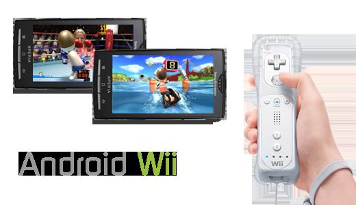 Ya se puede jugar a juegos Wii en tablets Android