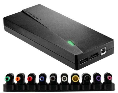 Cooler Master USNA 120W Universal Laptop Charger
