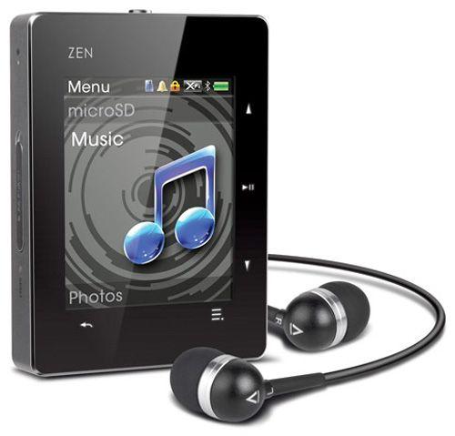Creative Zen X-Fi3, competencia directa de iPod nano
