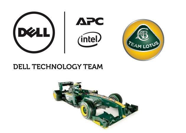 Dell y su paso por la Fórmula 1 con Team Lotus