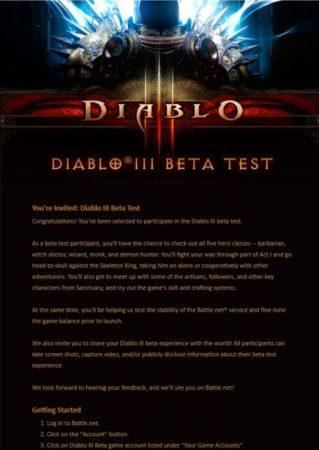 Comienza la fase beta de Diablo III: ¡corred insensatos! 31