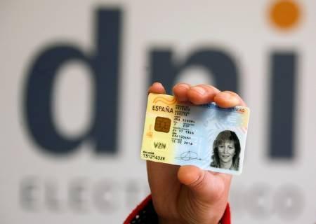 España es el número uno en usuarios de DNI electrónico, 25 millones