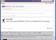 GNOME 3.2 llega al mercado 50