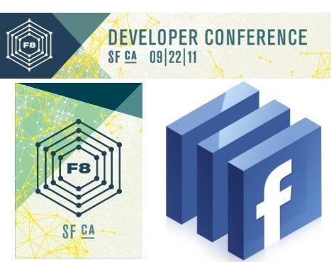 Sigue en directo en vídeo la conferencia de desarrolladores Facebook f8
