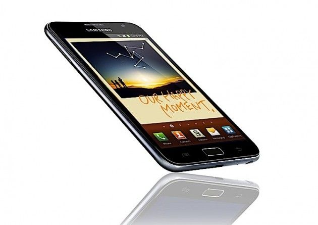 Samsung Galaxy Note 5.3 ya tiene precio: 549€ libre