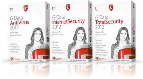 La Generación 2012 de los antivirus de G Data ya está disponible