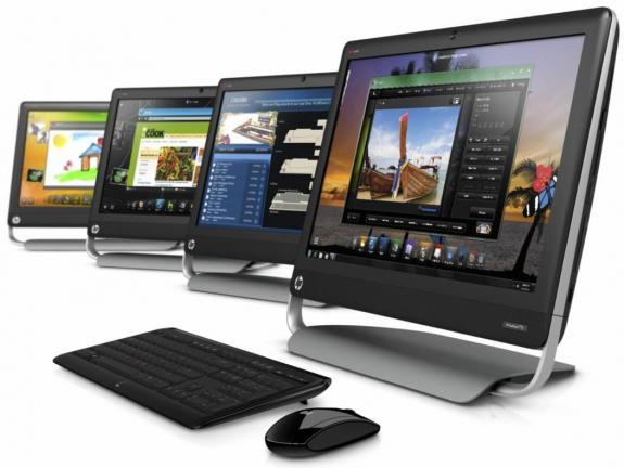 ¿Qué HP abandona el mercado de consumo? Toma 7 equipos todo-en-uno